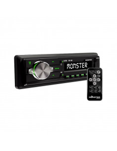 Stereo Monster Usb-sb-mp3 Ew-1100