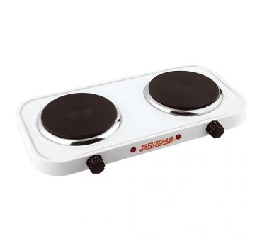 Anafe Electrico Brogas  2 Hornallas S.tecnico M.peralta 155577098 -4803411
