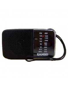 Radio Sansei Rx7 Display Digital  De 1,8