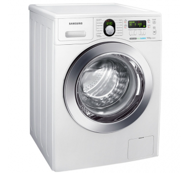 Lavarropa Samsung Ww90 Blanco 9 Kg 1400rpm Saww90m4wpeu