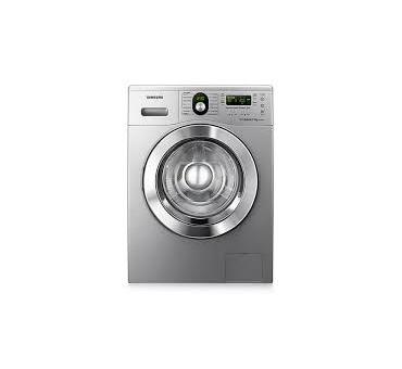 Lavarropa Samsung Ww70j4463gs  Inverter Silver